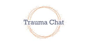 Trauma Chat Podcast Logo