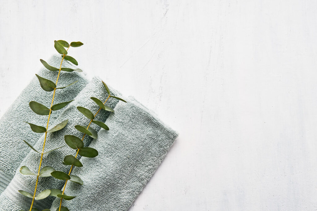 Dried green leaves on towel. Ready to take the next steps and find a skilled trauma therapist in Miami, FL, Birmingham, AL, Denver, CO and more. Its time to understand the effects of trauma and what is trauma. Learn more today and get support.