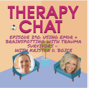 EMDR Brainspotting Trauma Therapy